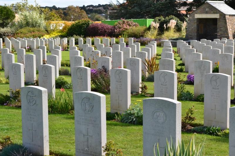 Cimetière Britannique « pour ne pas tomber dans l'oubli »